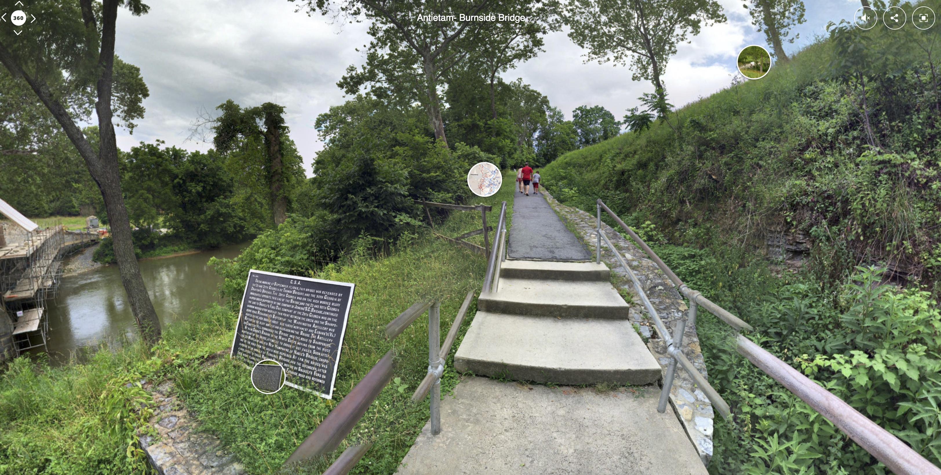 Antietam- Burnside Bridge by Andy Fehnel